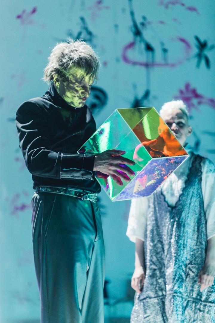 Lazarus von David Bowie und Enda Walsh _ Regie Miloš Lolić(1)