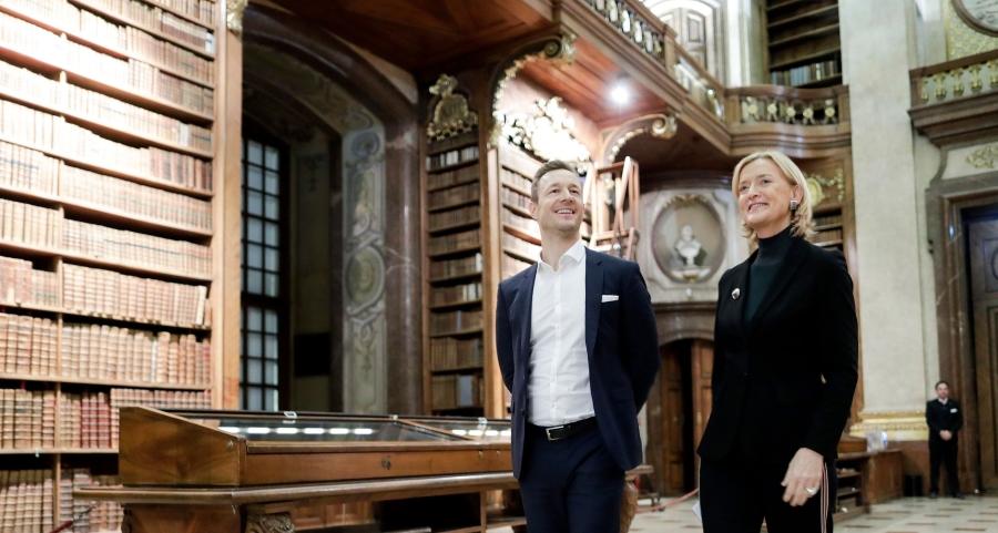 "Ausstellung ""Kaiser Maximilan I. Ein Großer Habsburger"""